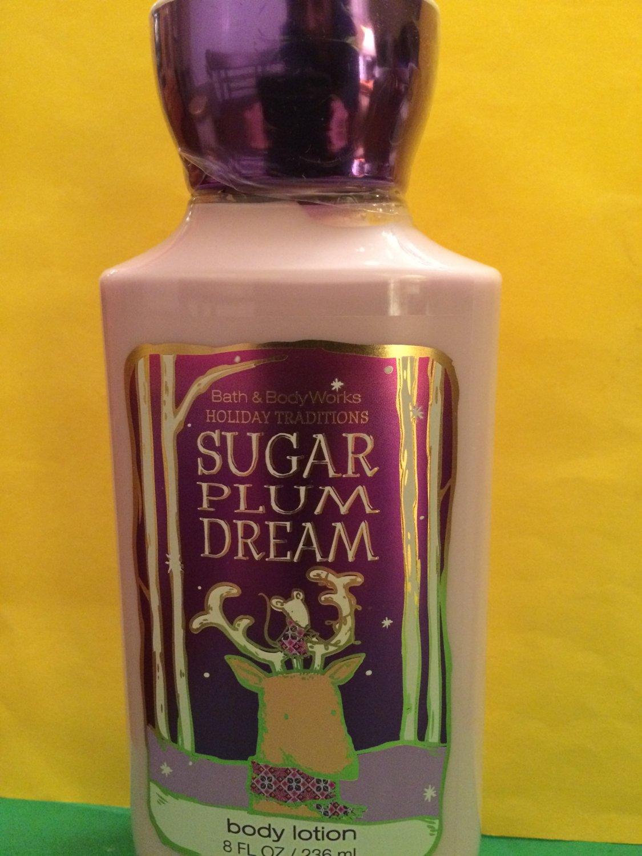 Bath Amp Body Works Sugar Plum Dream Body Lotion