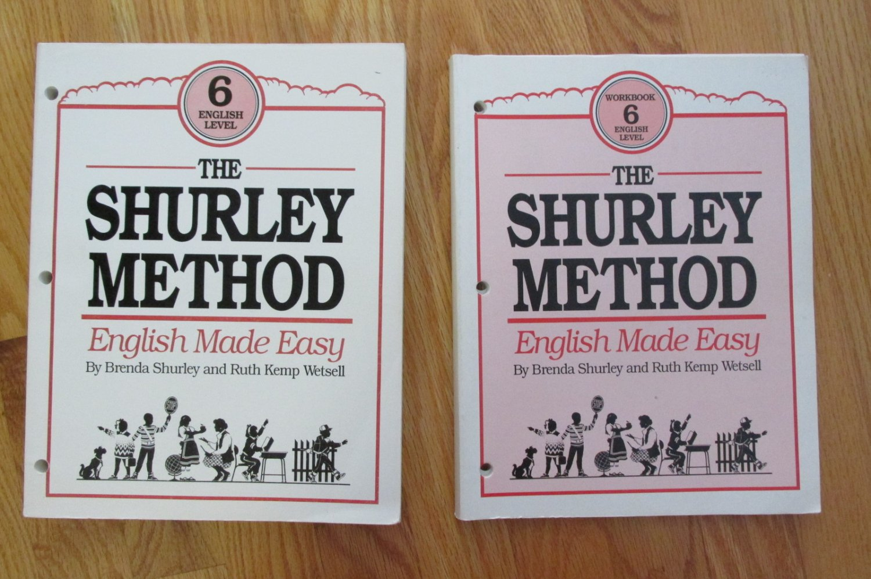 The Shurley Method English Grammar Level 6 Teacher