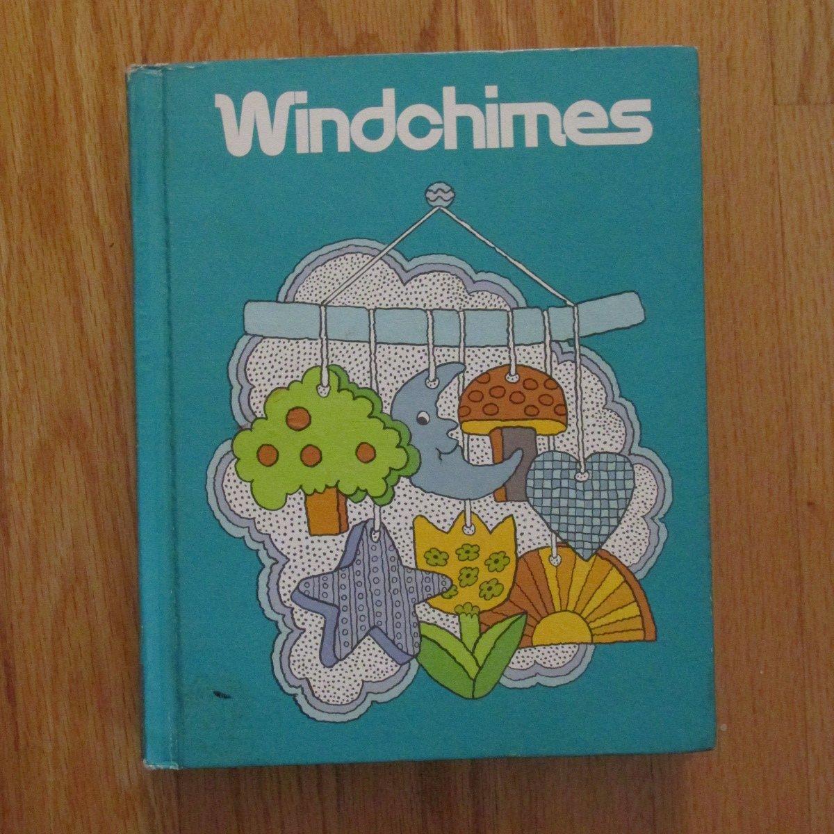 Windchimes Literature Text Book Grade Homeschool Reader