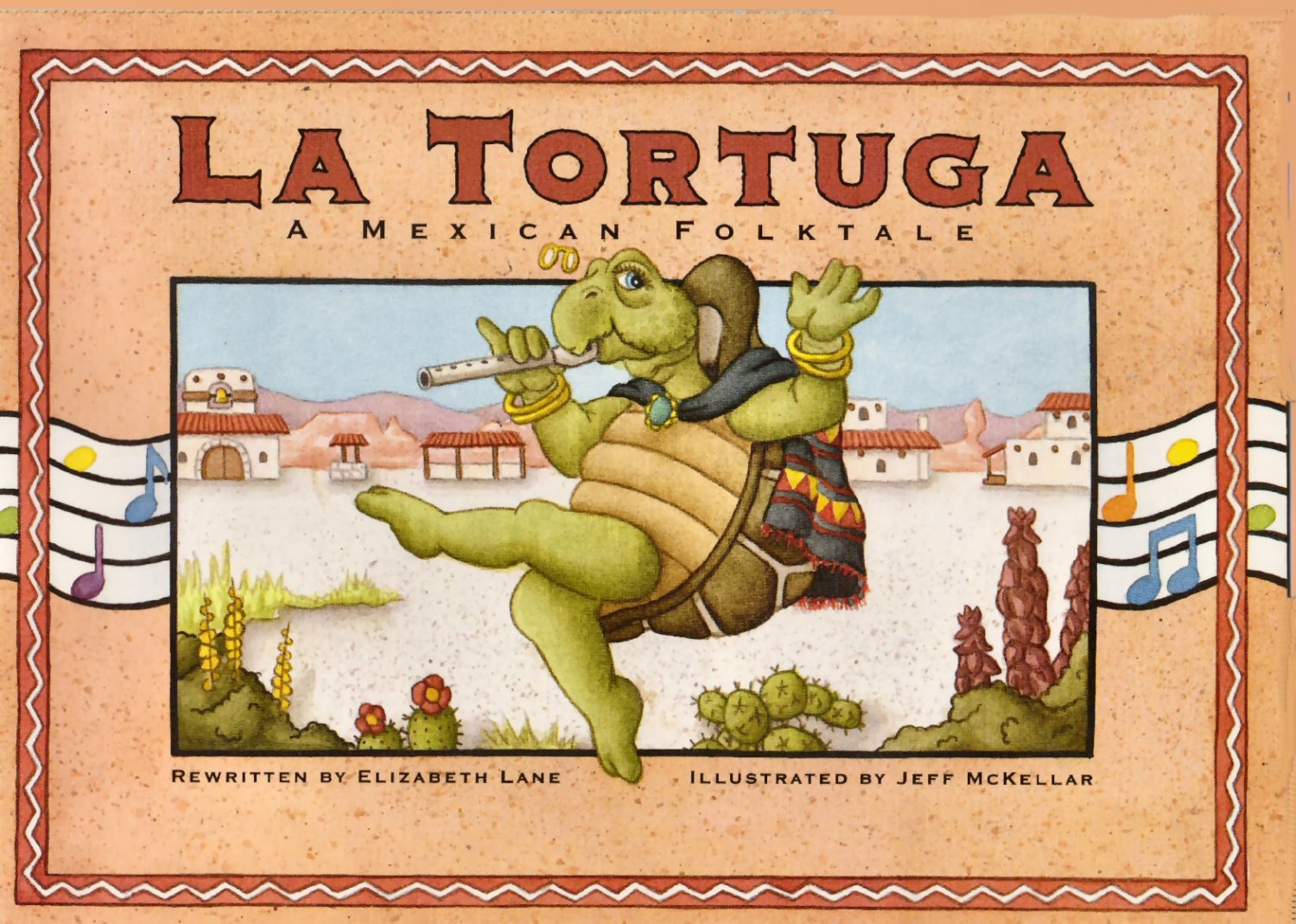 La Tortuga A Mexican Folktale By Elizabeth Lane Early