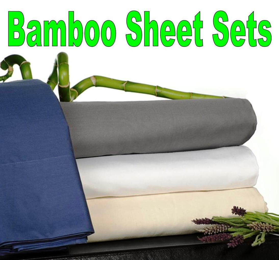 Bamboo Bed Sheet Set