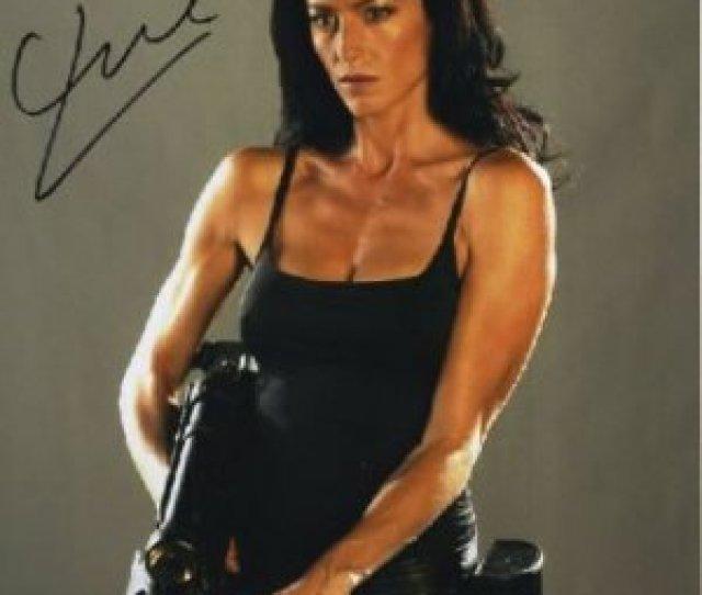 Sexy Claudia Black Signed X Photo Reprint
