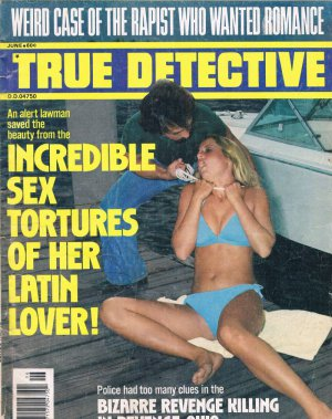 Image result for True Detective magazine covers