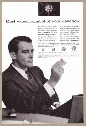 Image result for de beers vintage ads