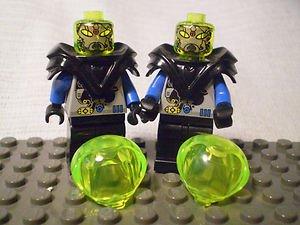 1015 LEGO Space Mars MinifigureInsectoid Alien Black