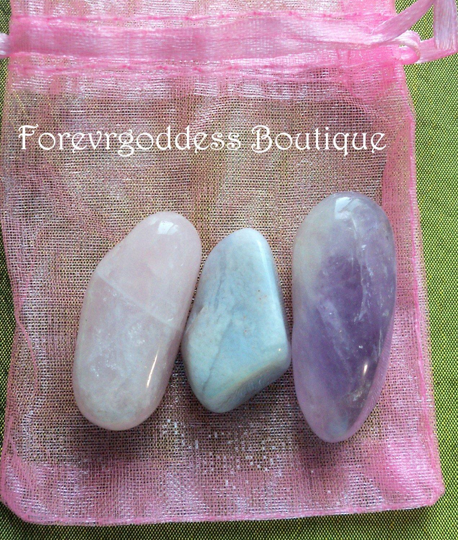 Love Peace Harmony Crystal Kit
