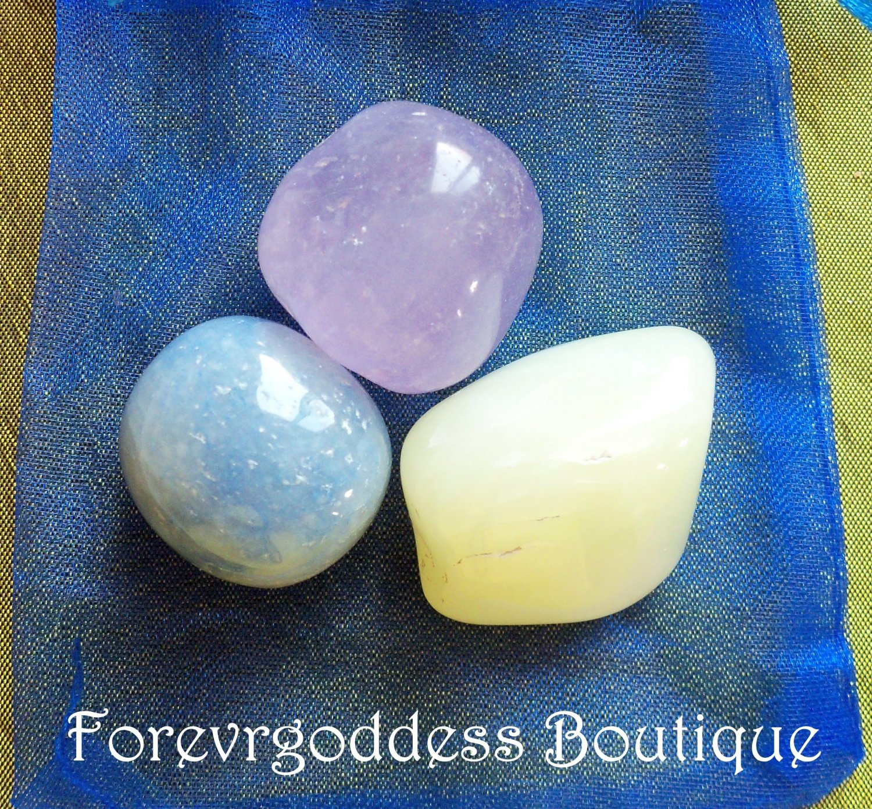 Spiritual Wisdom Crystal Kit 02