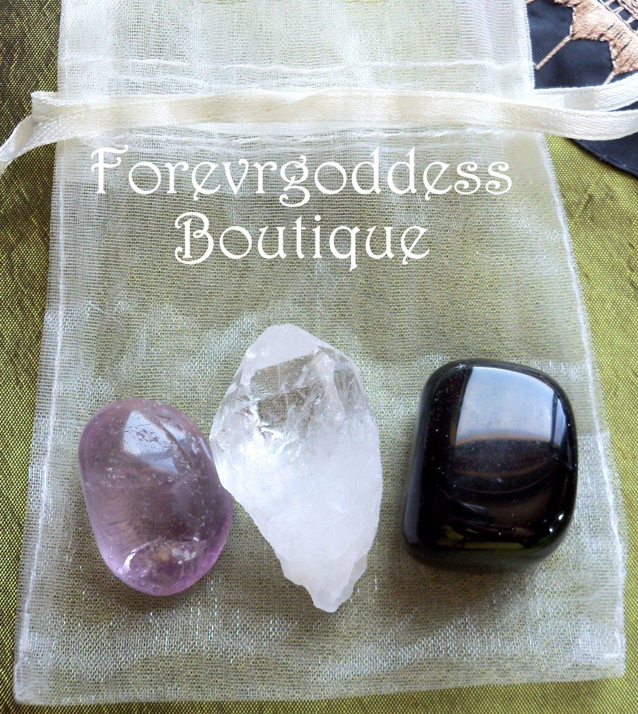 Psychic Awareness Crystal Kit 01