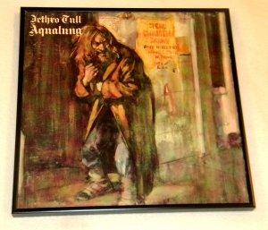 – Jethro Tull - Aqualung
