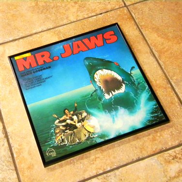 – Dickie Goodman ‎– Mr. Jaws And Other Fables By Dickie Goodman