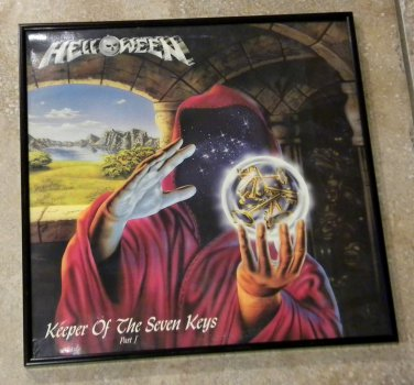 – Keeper of the Seven Keys Part 1 – Helloween