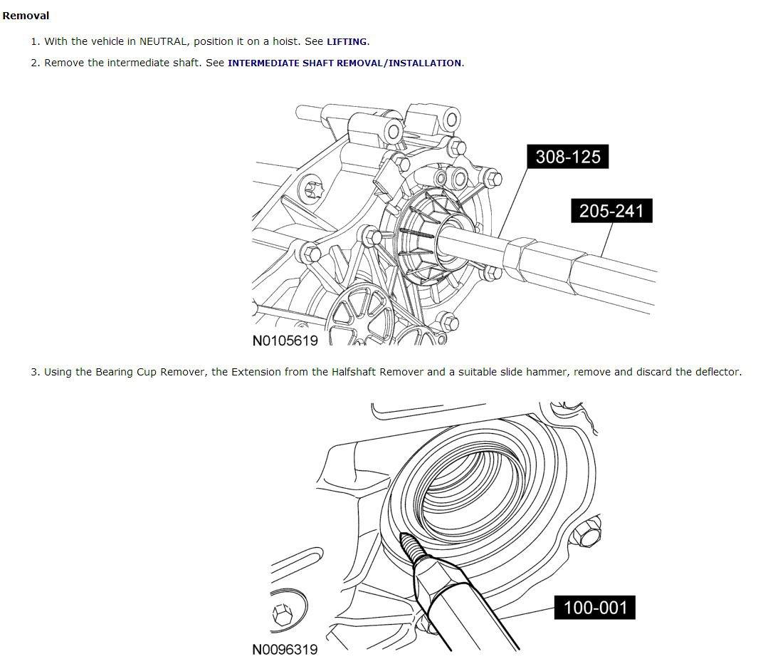 Mazda Tribute Service Manual Cd Rom Workshop Repair 2