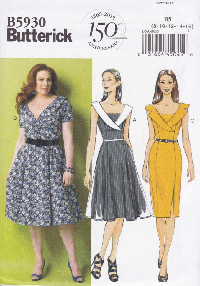 Image Result For Dress Patterns Plus Sizes