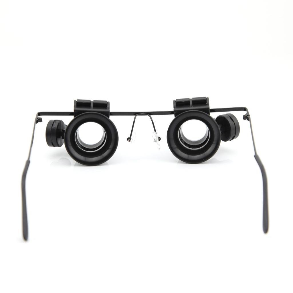 20x Watch Watches Repair Magnifier Magnifying Eyes Glasses