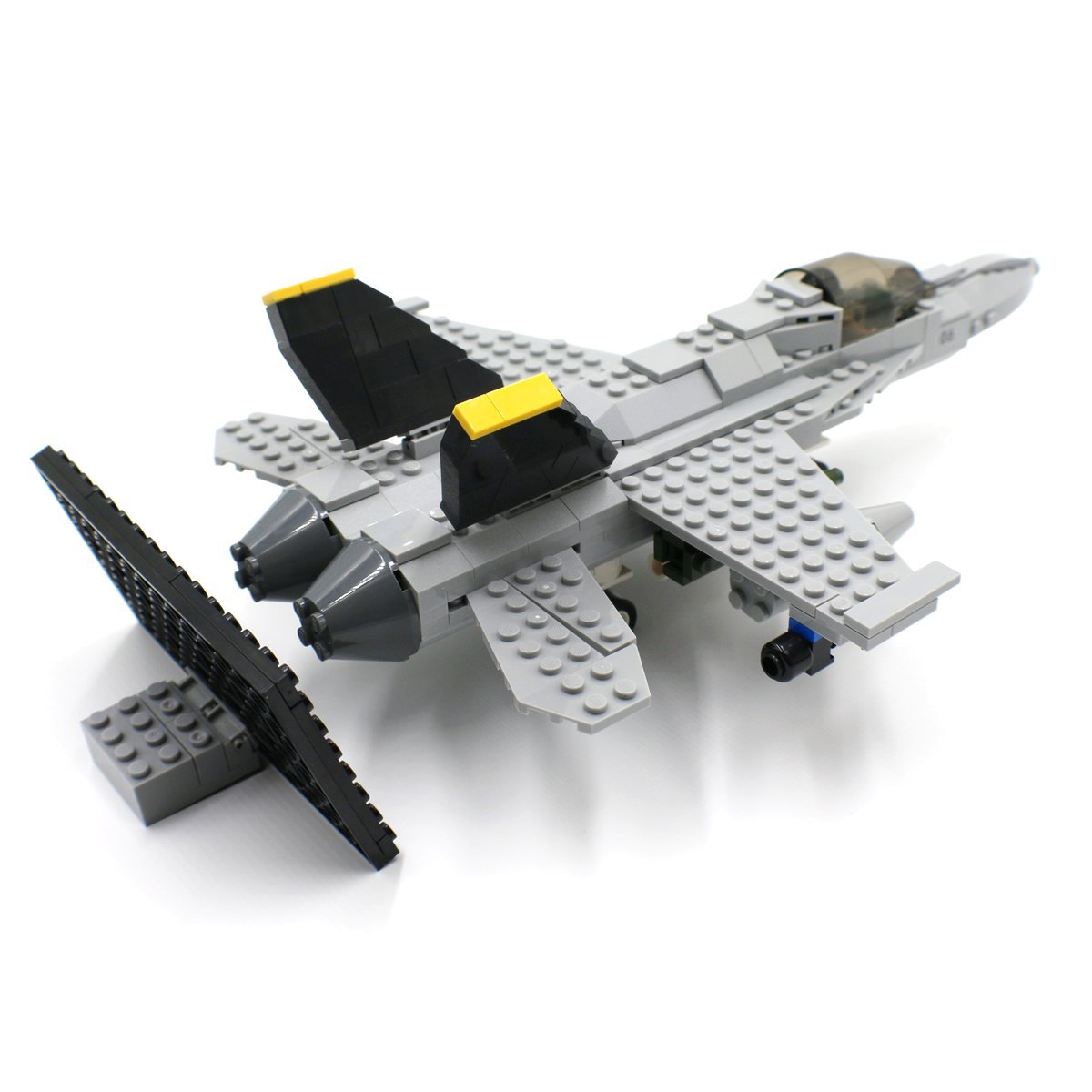 Hornet US army F A 18 Military Building Block Plane  Lego Compatible     Hornet US army F A 18 Military Building Block Plane  Lego Compatible Toys