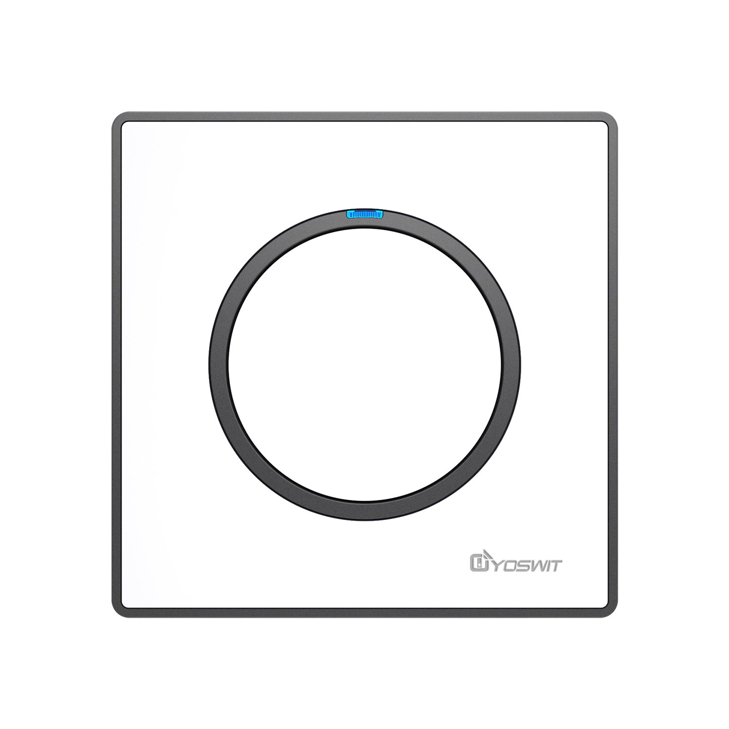 Bluetooth Smart On Off Switch 1 Gang Socket 55 Grey Mix