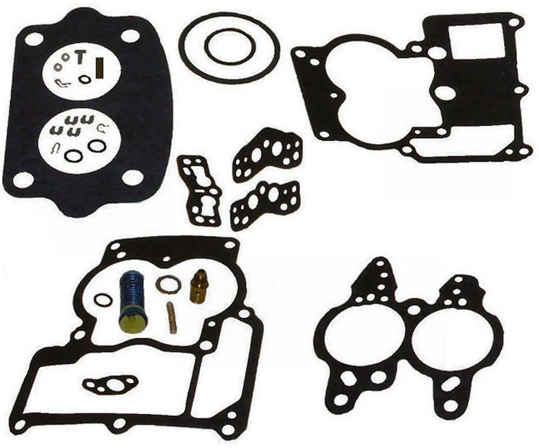 2bbl Rochester Carburetor Repair Kit For Inline 4 And 6