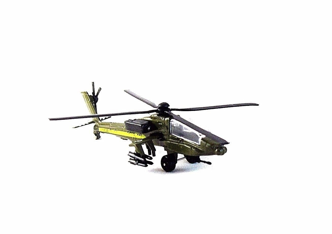 Apache Ah 64a Military Motormax 1 300cast Helicopter