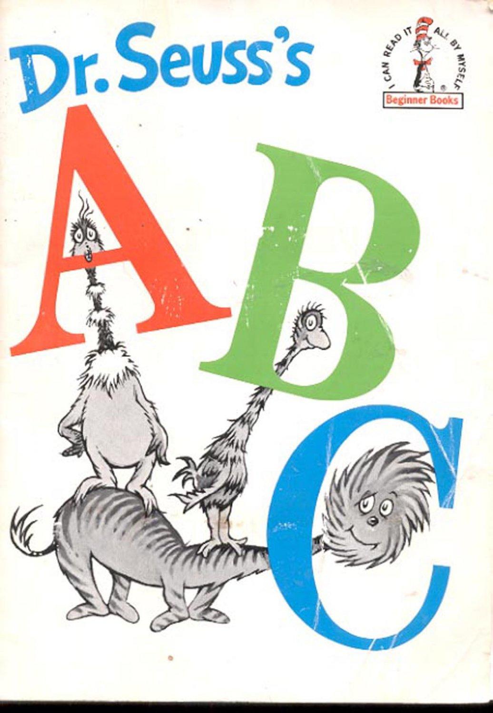 Dr Seuss S Abc Softcover