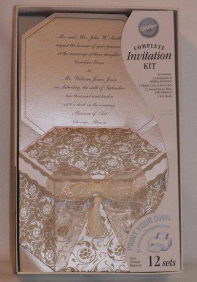 Buy Wedding Invitation Kits Online Canada