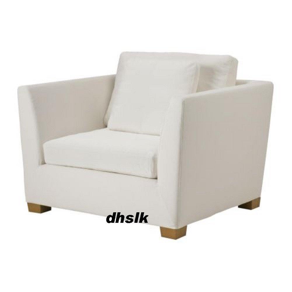 IKEA STOCKHOLM Armchair SLIPCOVER Chair Cover ROSTANGA