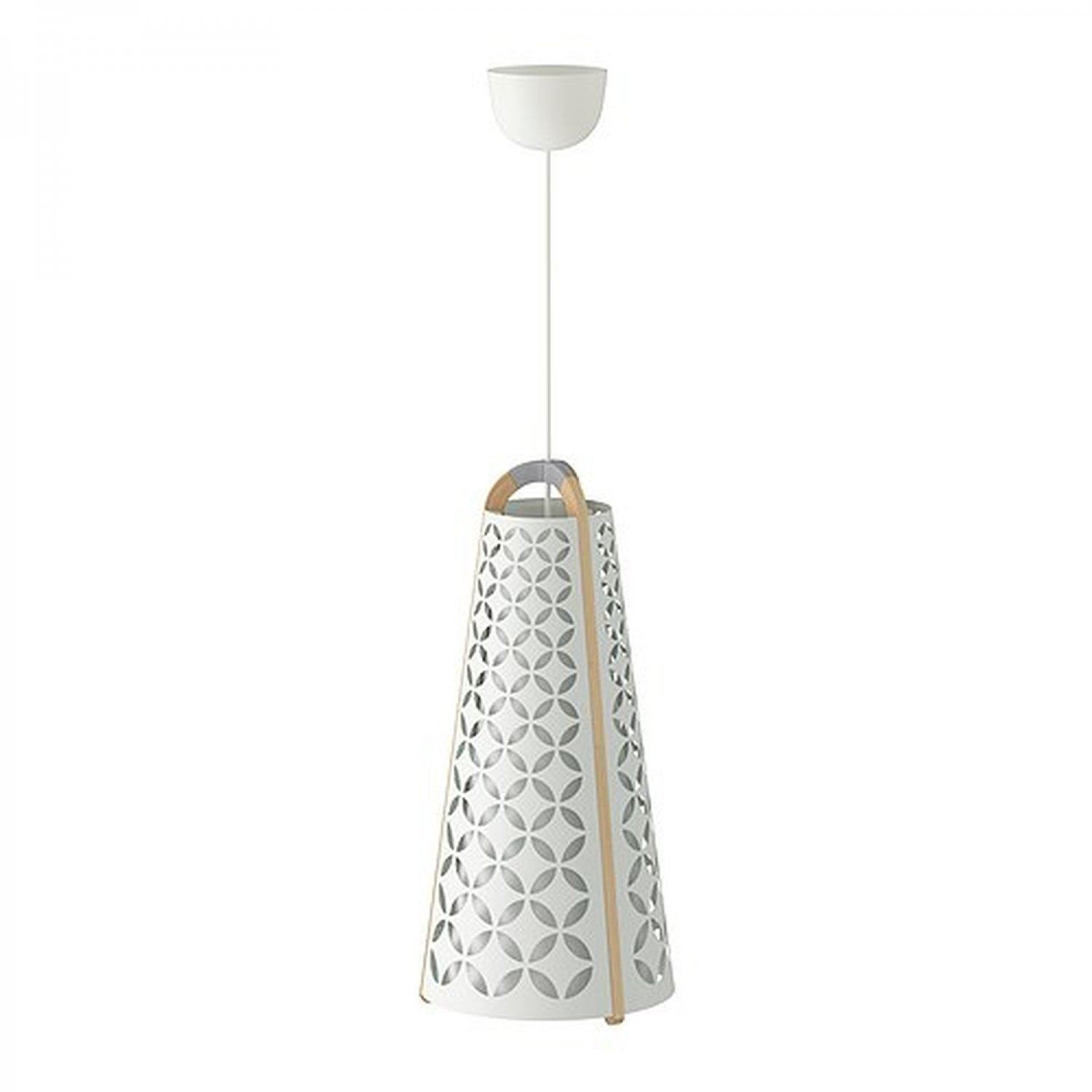 Ikea Torna Pendant Lamp Ceiling Light Modern White And