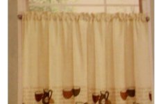 17 Inspiring Coffee Kitchen Curtains That Will Relax And Inspire You