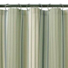 fieldcrest luxury cool stripe shower