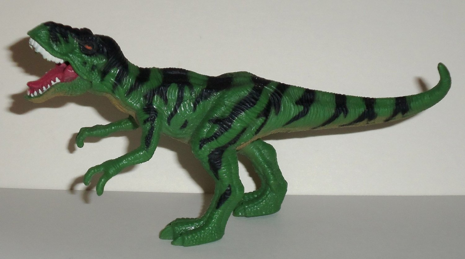 Chap Mei Baby T Rex Plastic Dinosaur Loose Used