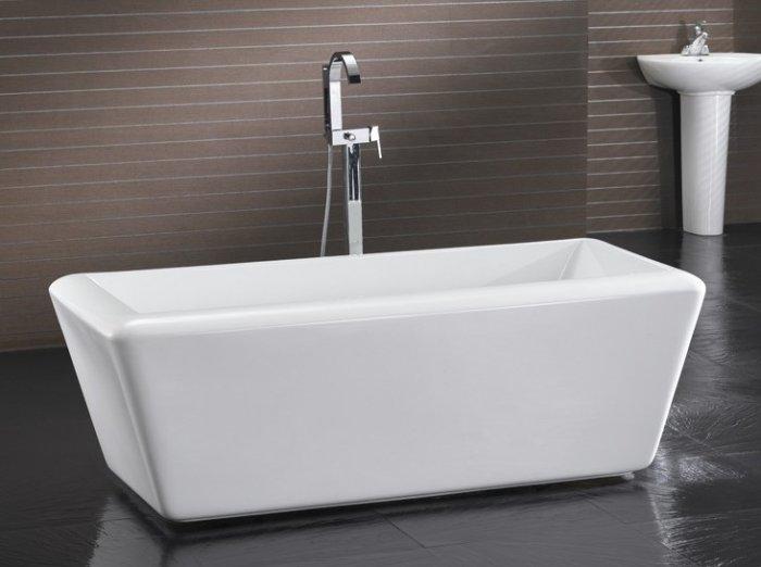 Roma MODERN FREE STANDING BATHTUB Amp FAUCET Bathtubs Bath Tub