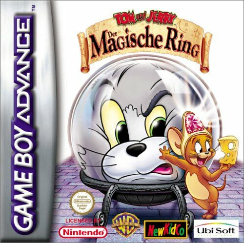 Tom And Jerry The Magic Ring ERocket ROM