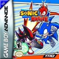 Sonic Battle cover art