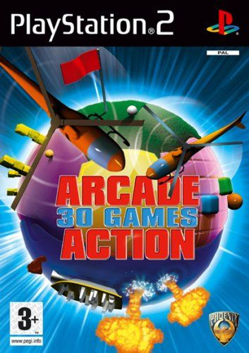 Arcade Action 30 Games Europe EnFrDeEsIt ISO