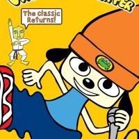 Parappa the Rapper PSP box art