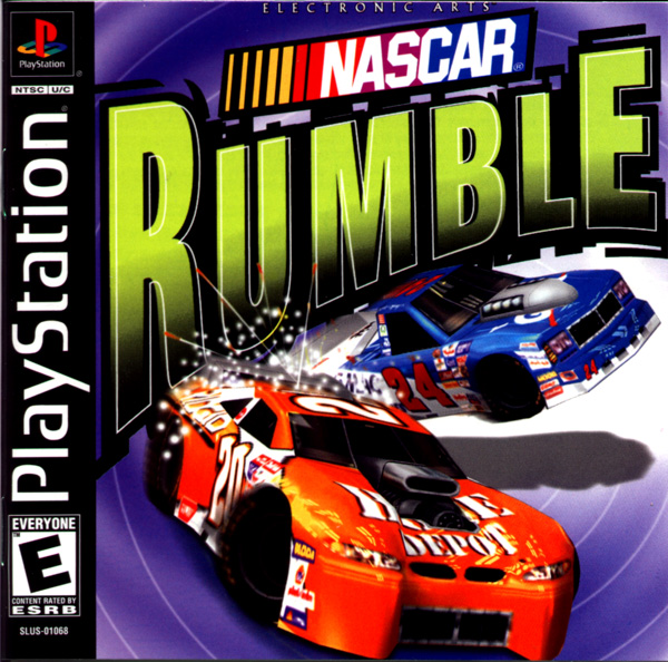 Nascar Rumble Racing [Portable] [PSX-PC] [MF] - Gratisjuegos