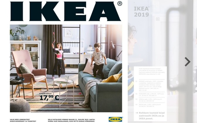 Design Ideas Youd Want To Steal From Ikeas Latest 2018