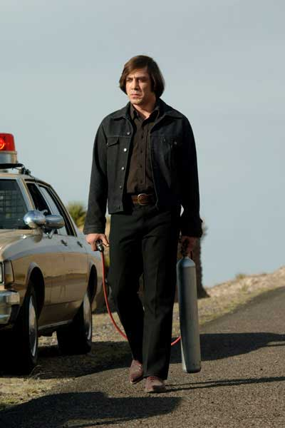 No Country For Old Men - Javier Bardem