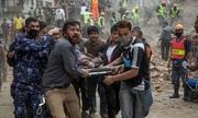 Nhân chứng động đất Nepal: 'Ở đâu cũng thấy tiếng gào khóc'
