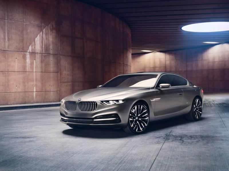 BMW Gran Coupe Pininfarina Lusso. автомобили, эксклюзив