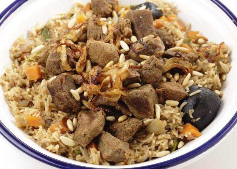 Кабса (Саудовская Аравия) блюдо, еда, туризм