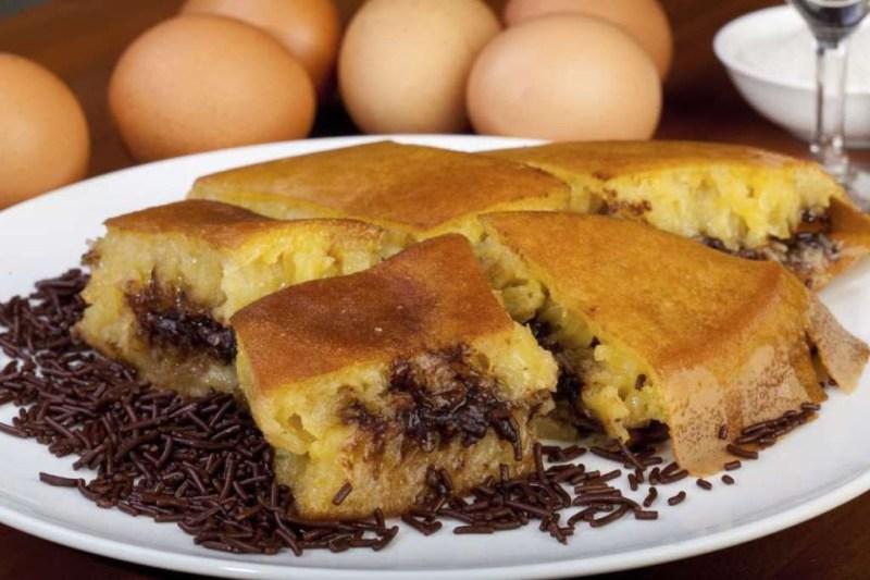 Мартабак манис (Индонезия) блюдо, еда, туризм