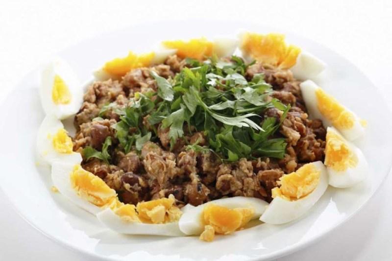 Ful medames (Египет) блюдо, еда, туризм