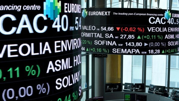 La Bourse de Paris avance timidement (+0,13%) à mi-séance - France 24
