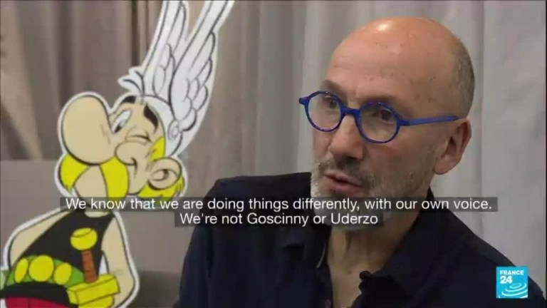 Watch 'Asterix and the Griffin': thirty ninth quantity of iconic comedian ebook launched – France 24  – France 24 information