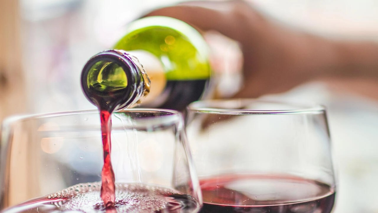 cette bouteille de vin pourrait enfin