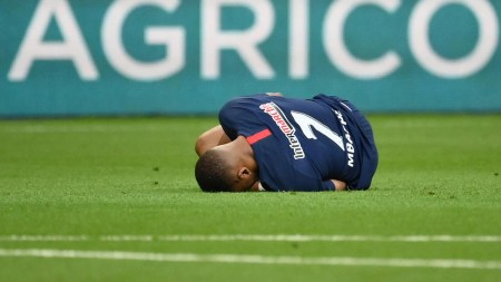 Mbappé Injury Spoils Party As PSG Win Bad-tempered French Cup Final