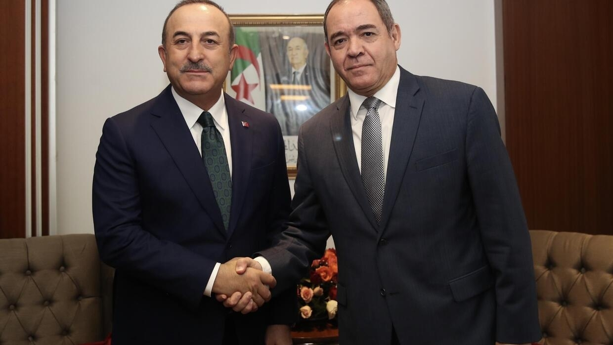 Algeria, Italy Urge For Cease Fire In Libya