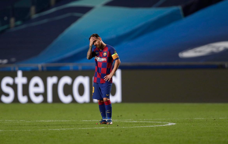 Bayern Munich humiliated FC Barcelona in the Champions League quarter-final.