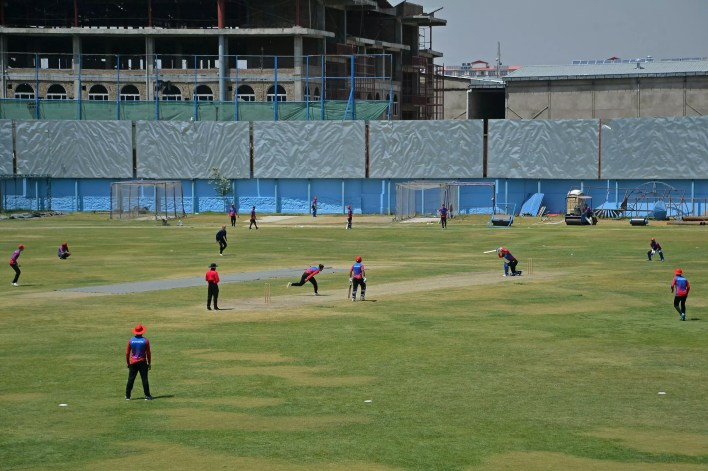 Cricket's popularity exploded in Afghanistan during the last 20 years