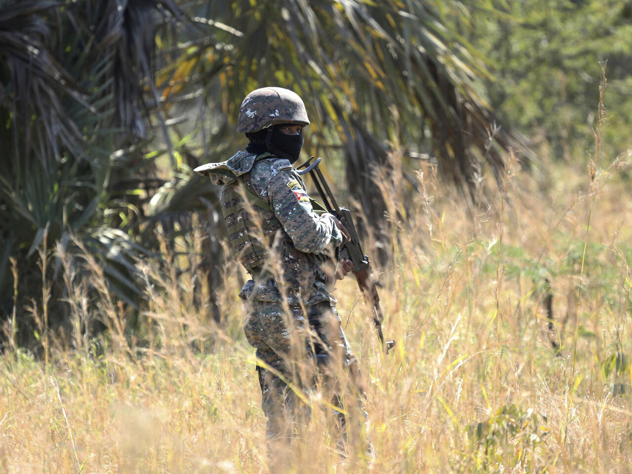 Southern African Nations To Deploy Troops To Fight Mozambique Insurgency
